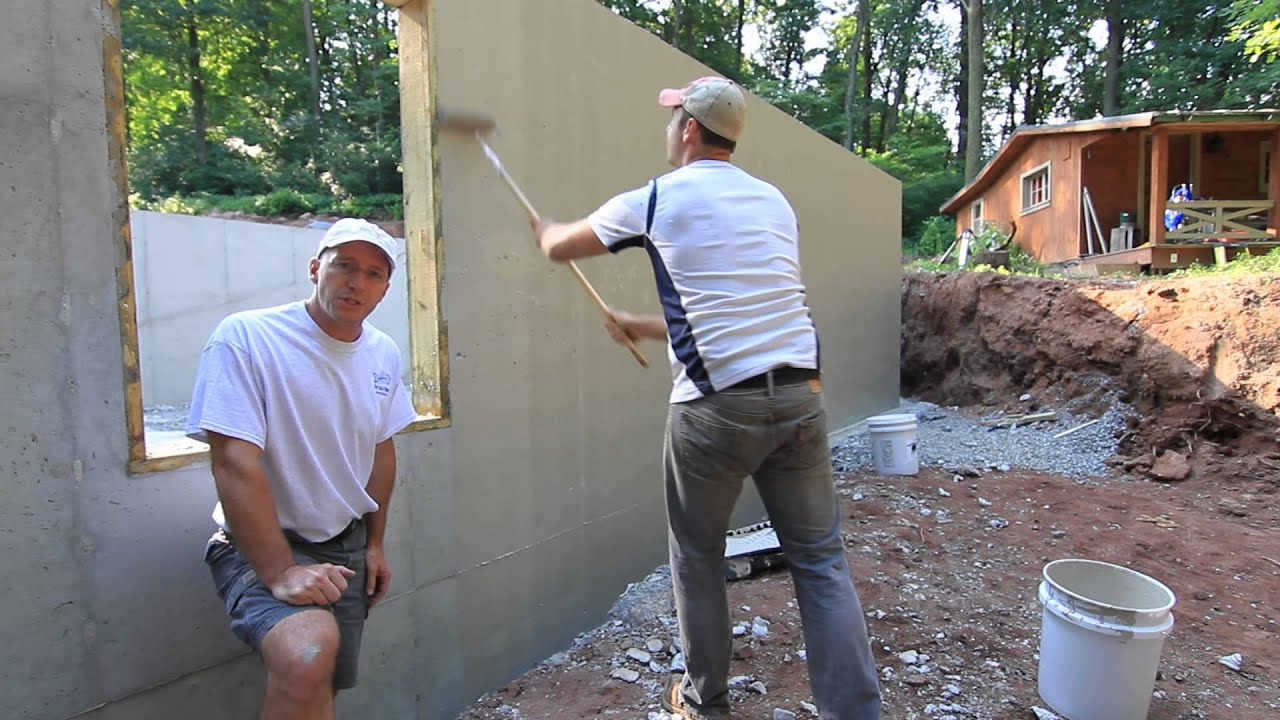 How To Waterproof Exterior Foundation Wall | DIY Basement Waterproofing -  Basement Sealer