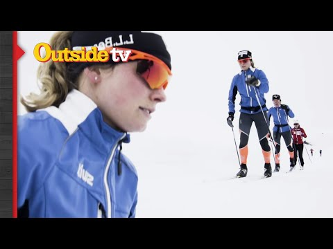 This Woman Captured The US Cross Country Ski Team's First Gold Medal | Season Pass