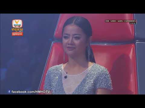 Results in final The voice kids cambodia...