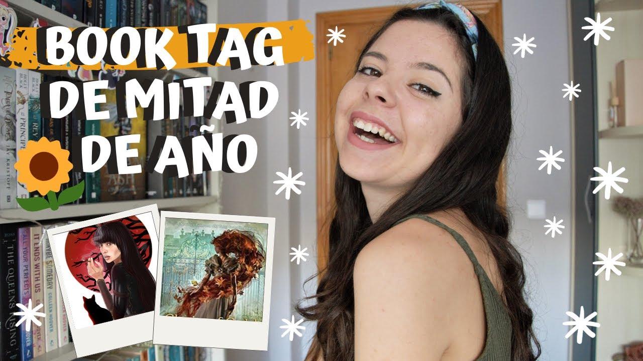 BOOKTAG MITAD DE AÑO 2020🌻💛| Mejor libro, decepciones, sorpresas, novedades y mucho más!!