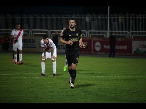 Sažetak: HŠK Zrinjski 1:3 FK Sarajevo