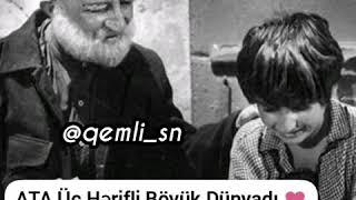 Yasin Yazar - Qemli Ata Şeiri ( Status üçün)