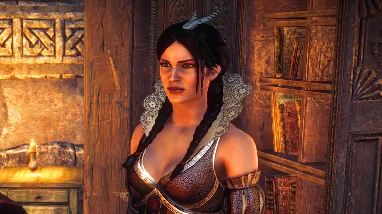 hunting magic crystal dreams in a harpy lair the witcher 2 geralt quest to cure saskia - Quest Bergroer Sessel