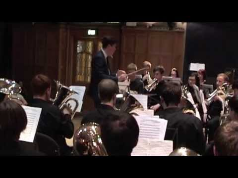 Las Luvias Grandes - University of Sheffield Brass Band