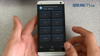 How to Root the HTC One (International, Sprint, AT&T, T-Mobile)