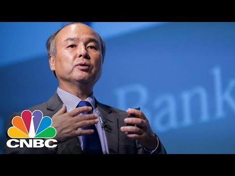 Softbank CEO Masa Son: Robots Will Become Smarter Than Us | CNBC