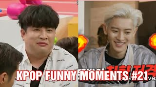 KPOP FUNNY MOMENTS PART 21 (TRY TO NOT LAUGH CHALLENGE)