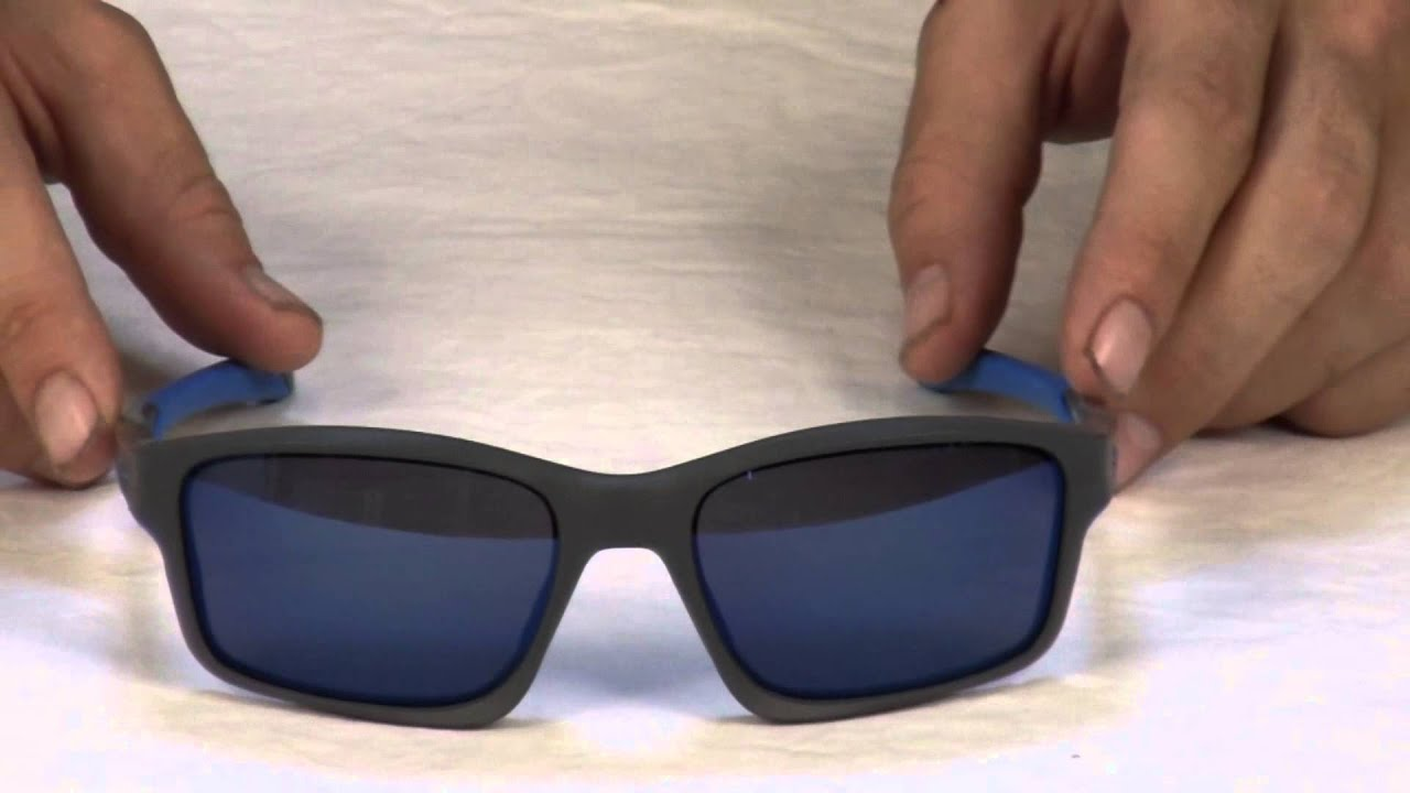 Oakley Mainlink Prizm >> Oakley Chainlink Sunglasses Review at Surfboards.com - YouTube