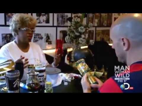 """Debbie the Glass Lady - Discovery Channel Interview """"American Underworld"""" Chicago Old School Pimp $$"""