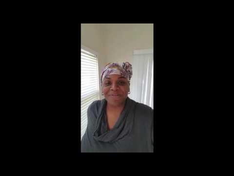 Akosua Radford Foundations of African Thought Testimonial