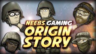 Neebs Gaming Origin Story