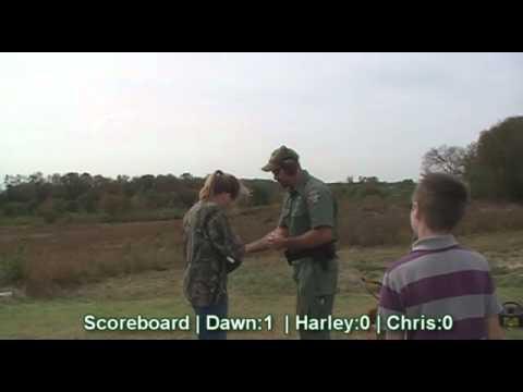 Shooting Day At Hunter Education