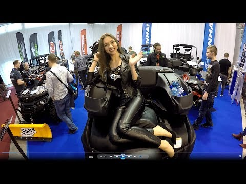 MOTOCYKEL & BOAT SHOW Bratislava 2018