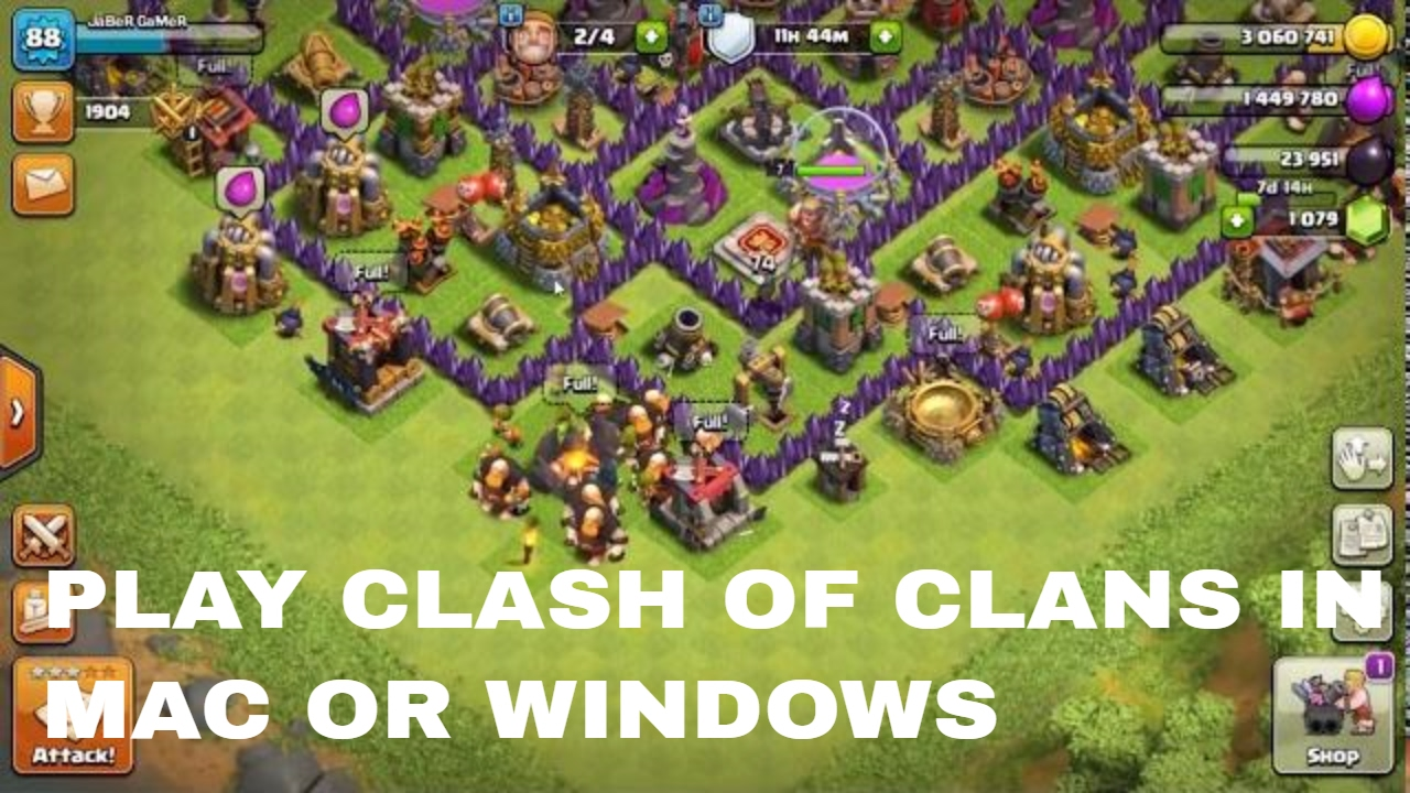 How to play coc on pc without any emulator windows 10