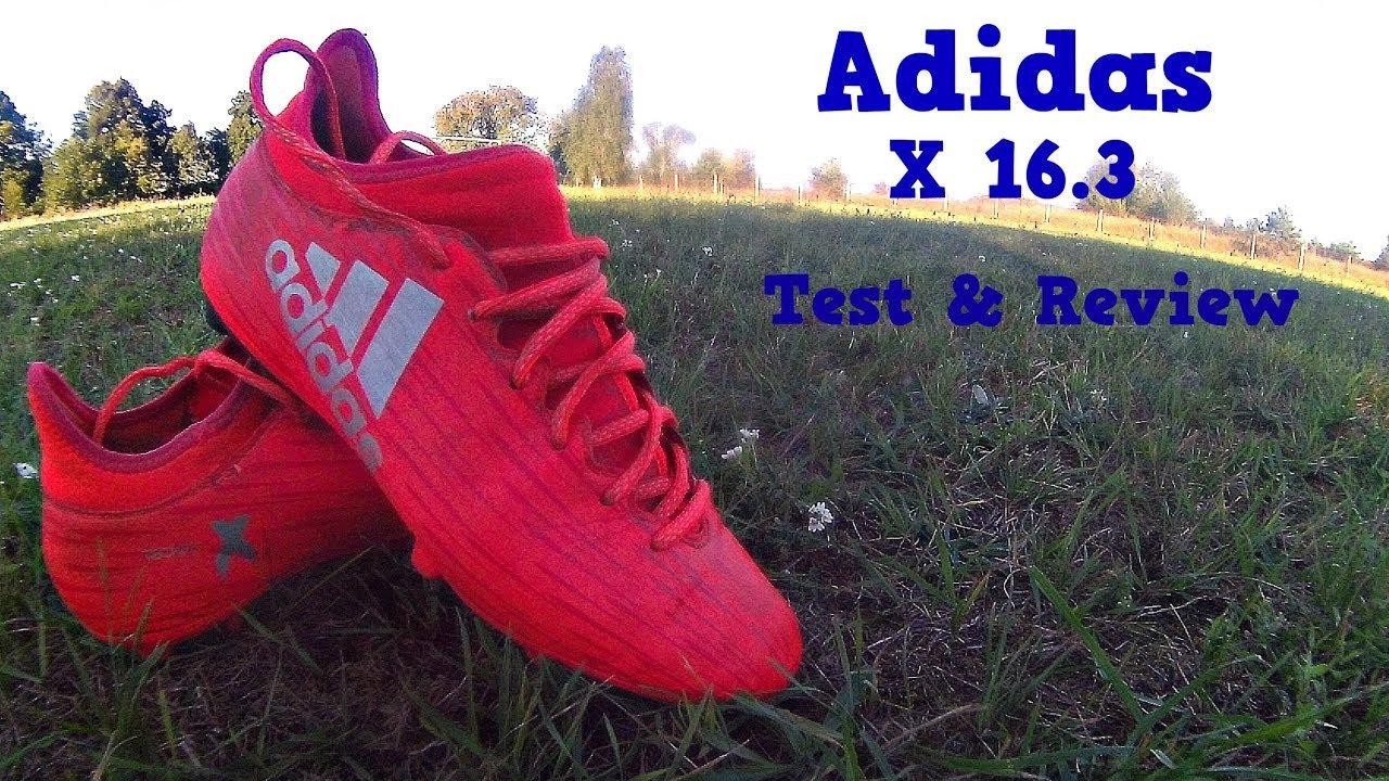 Adidas X SG I Short 19909 Test & Review Review X I YouTube da88ae3 - burpimmunitet.website