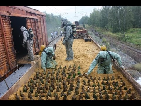 Разлив Брома в Челябинске. 1 сентября 2011года. /Technogenic Accident In Chelyabinsk