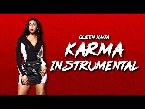 Queen Naija - Karma [Instrumental] (ReProd. By HecTic Music)