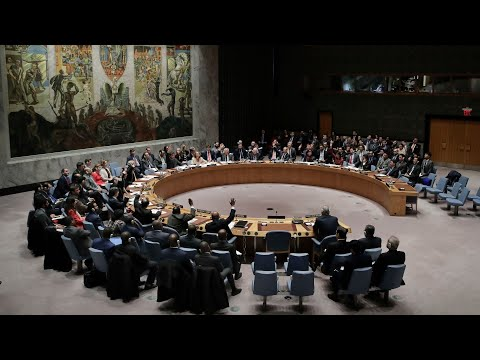 Watch live: U.N. Security Council meets to discuss the Syrian missile strikes