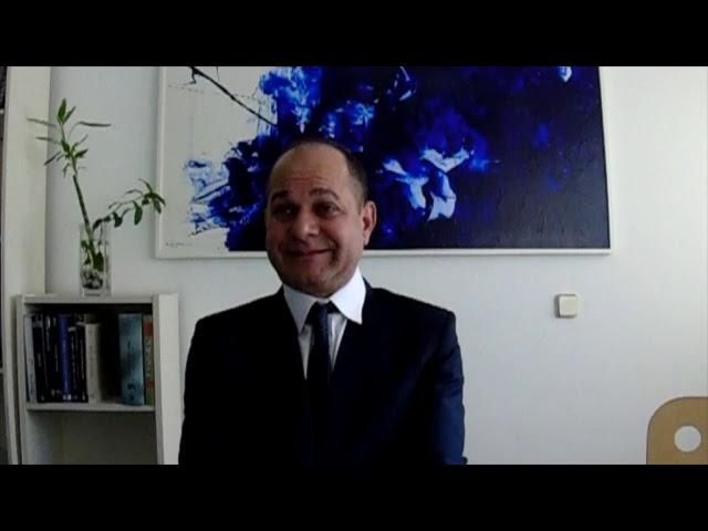 Dr Camilo García estudiante del Máster en Marketing Político, Gobernanza y Comunicación Estratégica