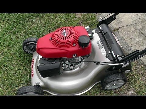 Unboxing My New Honda Lawn Mower Will It Start?