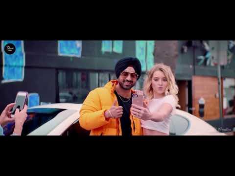 2018 Panamera White - Diljit Dosanjh ft. Mickey Singh (VIDEO) 2018