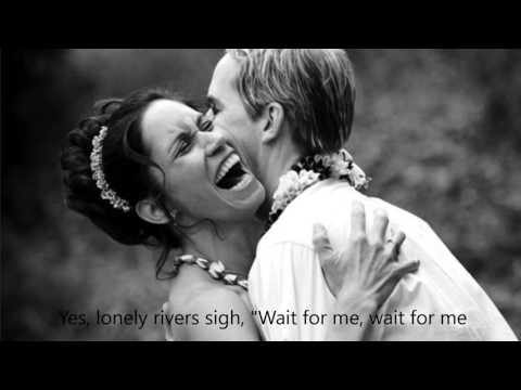 Righteous Brothers - Unchained Melody (lyrics)