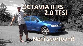Škoda Octavia II RS 2.0 TFSI  - Tohle prostě není sportovní auto i když je dobré!  /Rendl Megič/