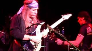 "Uli Roth Live At 2010 NAMM Jam - ""Polar Nights"""