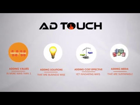 Ad touch advertising agency
