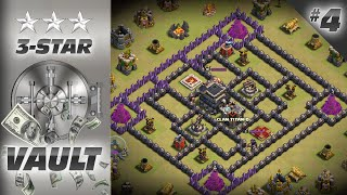 """3-Star Vault #4: How to Beat """"Four Corners"""" (Another Way)"""