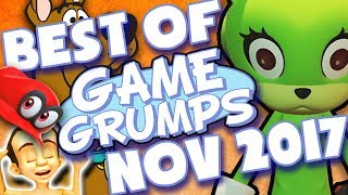 BEST OF Game Grumps - November 2017