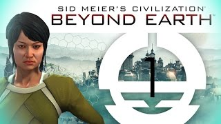 Civilization: Beyond Earth Gameplay #1 (PAC, Harmony)