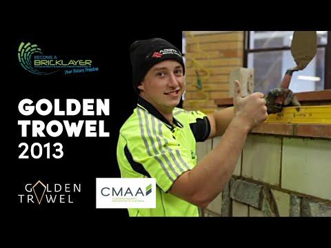 Golden Trowel 2013