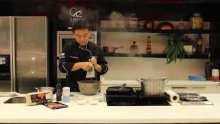 "How To Make ""irish Boxty"" With Cooking Guru Chef Ian Kittichai"