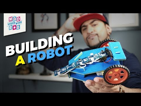 A Robot that follows...? Unboxing + Giveaway   Witblox