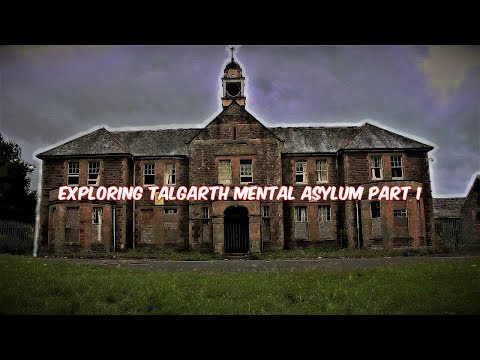 Exploring Talgarth Mental Asylum Part 1