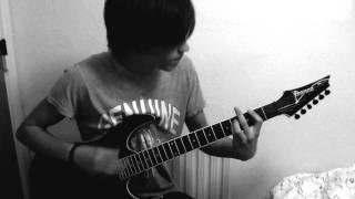 Meg & Dia - Monster (Guitar cover by Kristoffer Hoffensetz)