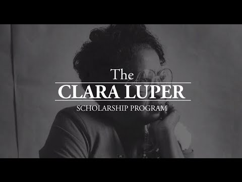 The Clara Luper Scholarship at OCU
