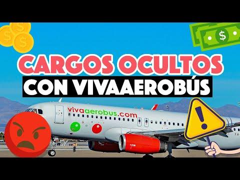¡¡Así te cobra más VivaAerobús en tus vuelos!! 😡