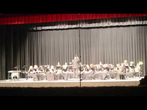 West Brook Wind Ensemble 2017 UIL