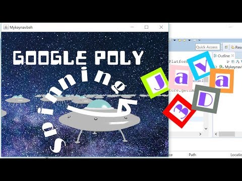 java-3d:-how-to-import-and-manipulate-a-google-poly-.obj-model_3-(with-source-code)
