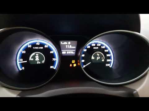 Отзыв владельца Hyundai IX35 2.0 бензин