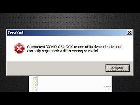 comdlg32.ocx download windows 7 32