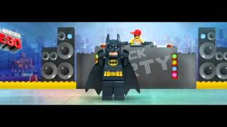 Everything Is Awesome (Lego Movie) - Dancing Batman