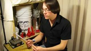 Basics of Home Brewing:  What is a thermometer?