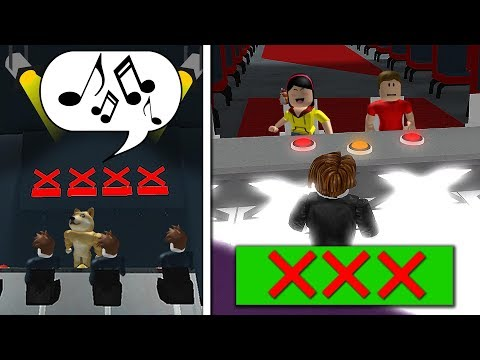 X FACTOR IN ROBLOX! (Roblox Obby)