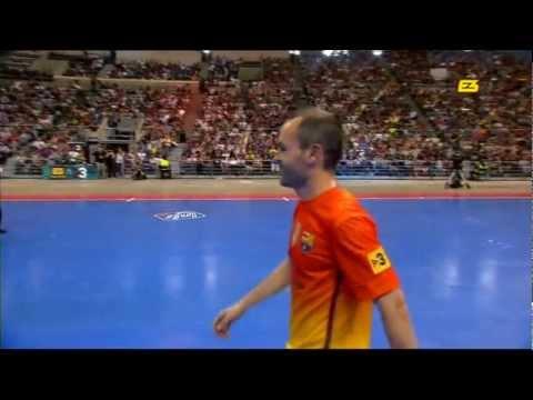 "Barça  vs. Barça - ""Tanda de penals"" ( The penalties ) (Speaker comments are in Catalan)"