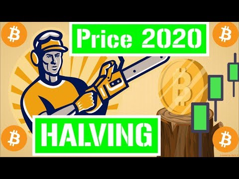 Bitcoin Halving   Price Trend EXPLAINED!!!   May 2020