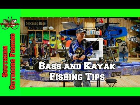 Bass and Kayak Fishing Seminar with Tournament Angler Jamie Denison