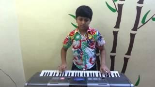 Itni si hasi song on Keyboard